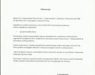 Referencje - BARISTA SA
