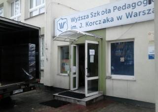 Przeprowadzka działu księgowości w Szkole Pedagogicznej w Warszawie