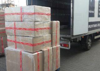 Przeprowadzka międzynarodowa dla klienta prywatnego - Warszawa-Niemcy