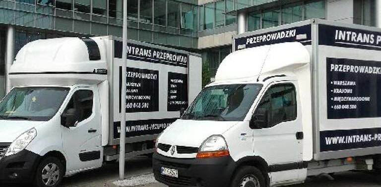 Przeprowadzka mieszkania/ prywatna – Warszawa: Ursynów-Centrum