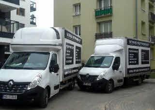 Przeprowadzka lokalna dla klienta prywatnego – Warszawa