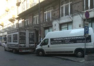 Przeprowadzka prywatna: Wrocław-Warszawa