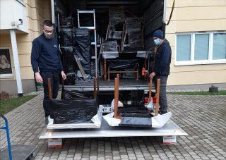 Przeprowadzka prywatnego mieszkania – Warszawa-Wilanów