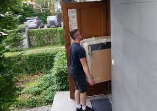 Przeprowadzka międzymiastowa Warszawa - Kłodzko